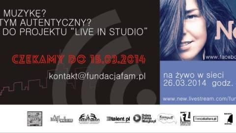 Fundacja na rzecz Autentyczności w Muzyce – nabór na czwarty koncert cyklu!!