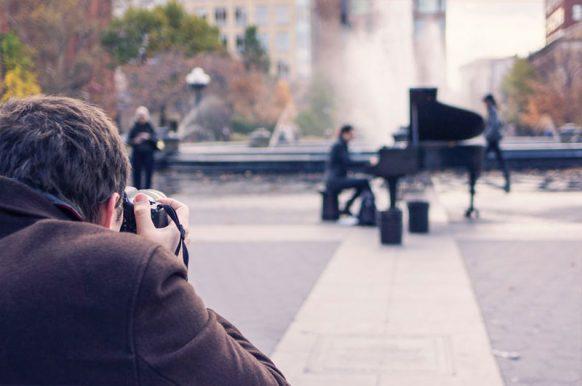 Fotograf muzyczny