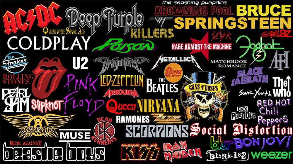 Logo zespołu muzycznego